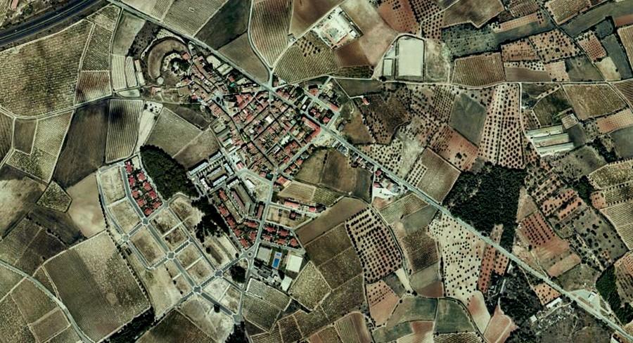 banyeres del penedés, tarragona, baths of the givethpenis, antes, urbanismo, planeamiento, urbano, desastre, urbanístico, construcción