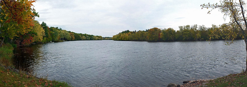 Stillwater River pano 10-7-14
