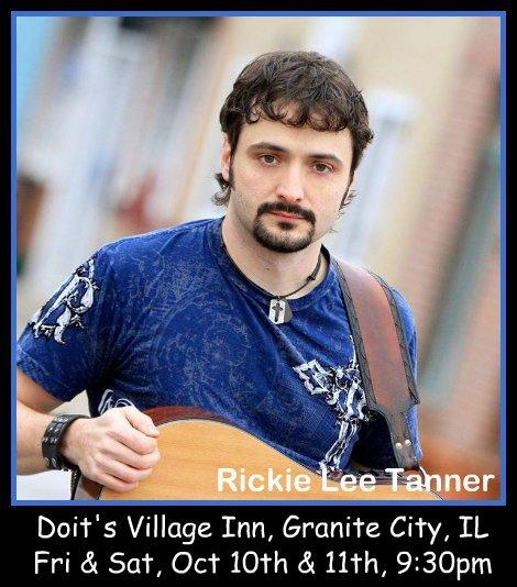 Rickie Lee Tanner 10-10, 10-11-14