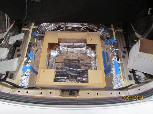 2014 Hybrid Ex L Sq Install Car Audio Diymobileaudio