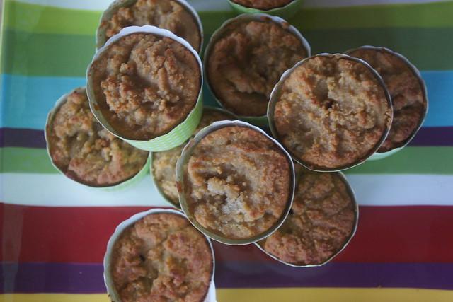 gluten free honey cupcakes DSC00507