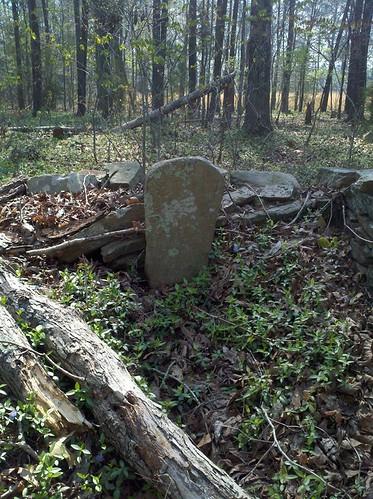 Reverend Barzillai Graves Grave Marker