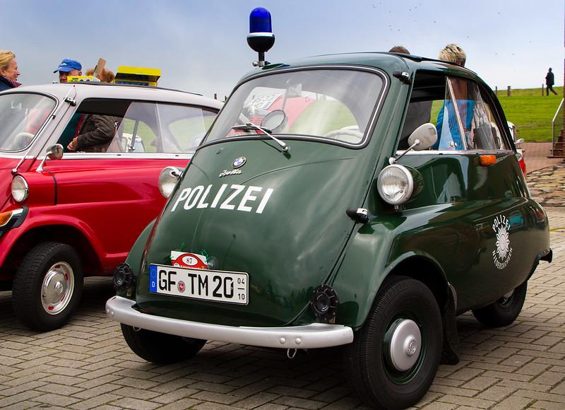 Polizei Isetta
