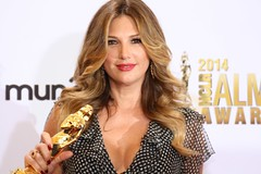 Daisy Fuentes at the 2014 Alma Awards