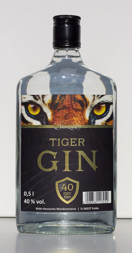 Dworzak's Tiger Gin
