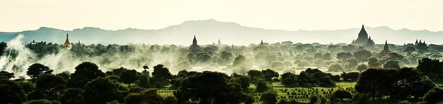 claudecastor - Burma - Bagan Burning ( This time for real...)