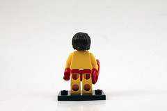 LEGO Collectible Minifigures Series 12 (71007) - Lifeguard