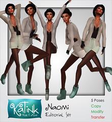 KaTink - Naomi Editorial Set