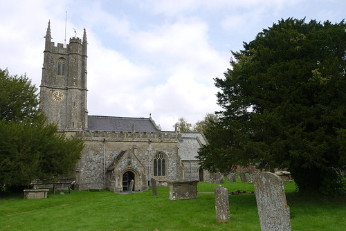 St James' Church Avebury