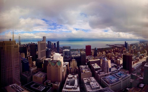 autostitch chicago view searstower lakemichigan iphone metropolitanclub iphone5 willistower openhousechicago