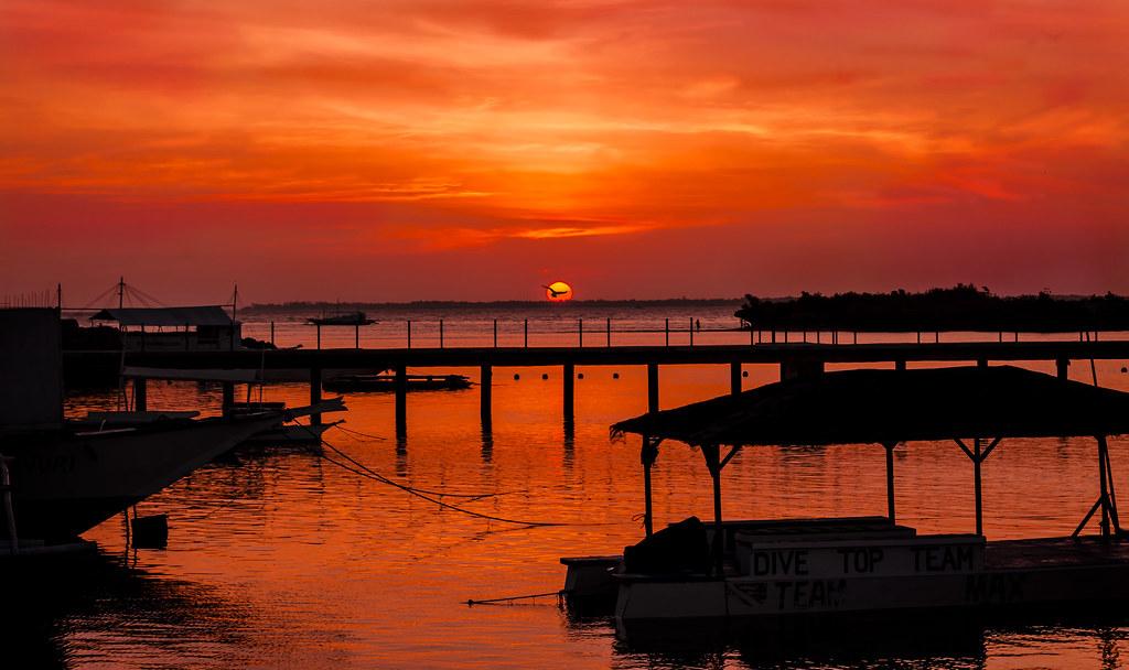 Lapu-Lapu Beach Sunrise