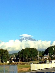 Mt.Fuji 10/20/2014