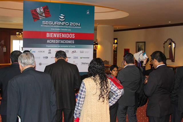 Segurinfo Perú 2014