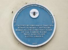 Photo of Blue plaque № 32901