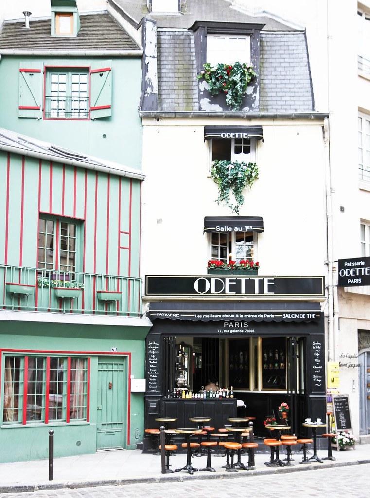 Odette Paris