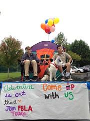 Homecoming Parade 2014