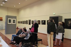 Gentreau exposé à l'Atrium Culture
