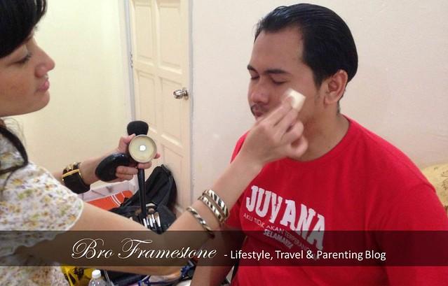 Blogger Voice - Make Up Blogger Bro Framestone
