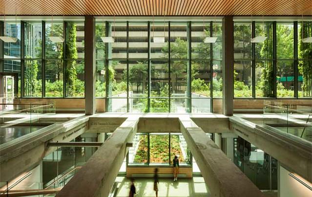 Green-Wyatt Federal Building (by: Nic Lehou, courtesy of ASLA)