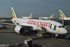 Bole Airport, Addis Ababa, Ethiopia. 23-9-2014