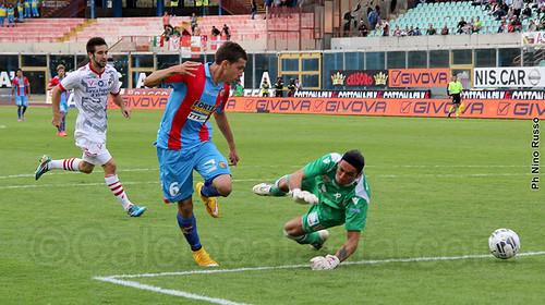 """Catania-Vicenza 3-1: In cerca di conferme per la """"svoltA""""$"""