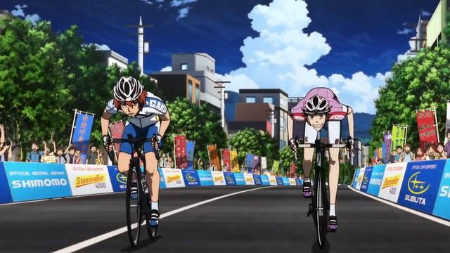 Yowamushi Pedal ep 35 - image 13