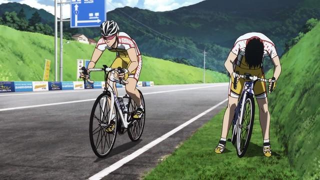 Yowamushi Pedal ep 35 - image 06