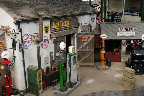 Jack Tucker's Garage
