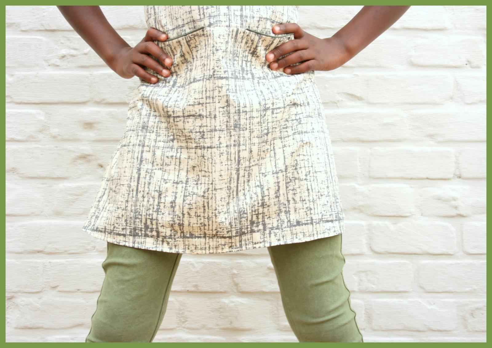 A-lijn jurk (waist)
