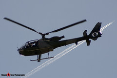 XZ294 X - WA1508 - Army Air Corps - Aerospatiale Westland SA-341B Gazelle AH1 - Fairford RIAT 2006 - Steven Gray - CRW_0331