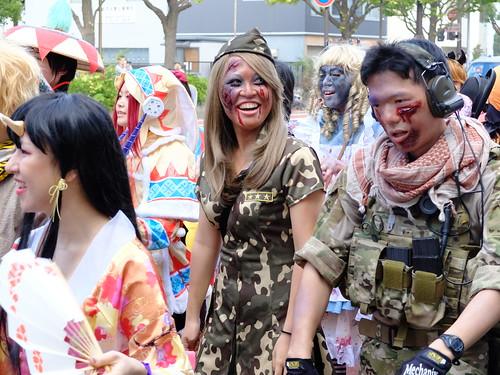 Kawasaki Halloween parade 2014 69