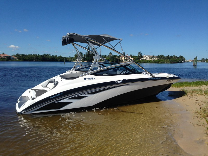 2013 yamaha 212x jet boat with only 35hrs the hull truth for Yamaha jet boat forum