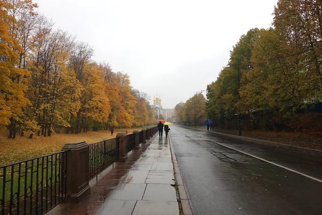 492 - Tsarskoye Selo (Palacio de Catalina - Pushkin)