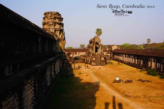 Siem Reap, Cambodia Day 2 - 05 Angkor Wat