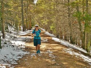Finishing the Mitchell Creek Trail Loop