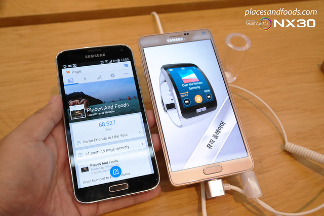samsung galaxy note 4 and s 5 size comparison