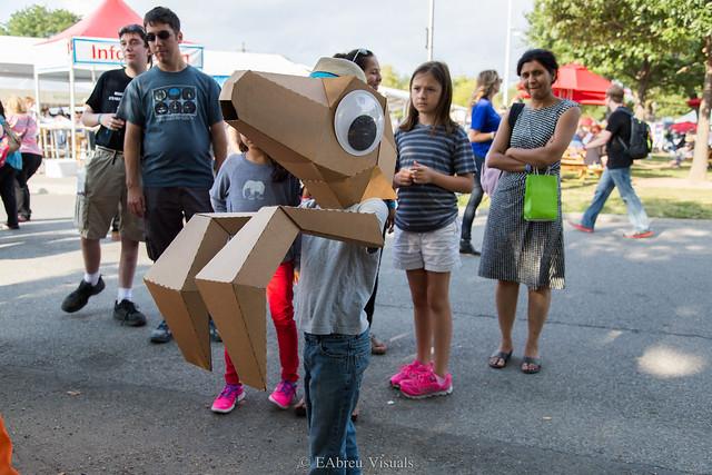 2014 World Maker's Faire