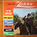 Songs About Zorro And Other TV Heroes LP (1958)