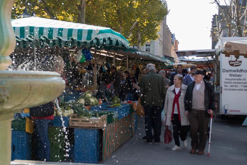 Mercado en Limburg