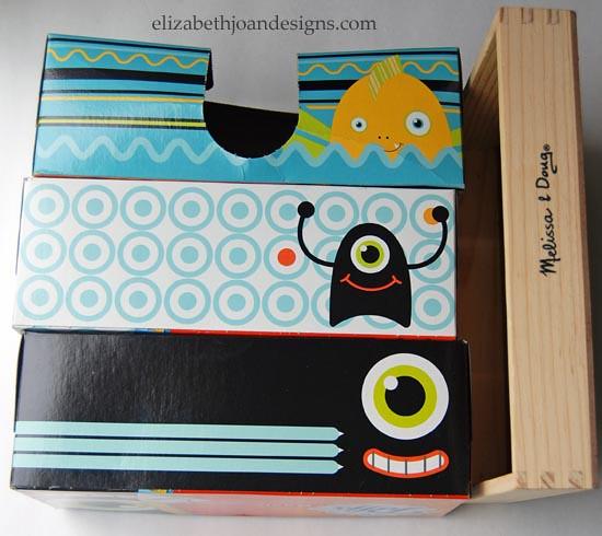 Tissue Box Art 5