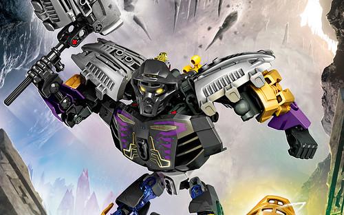 LEGO Bionicle Onua