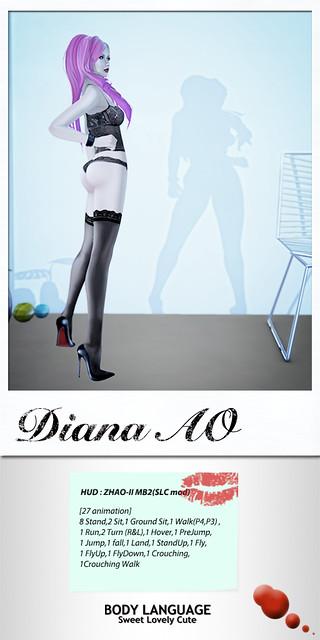 Diana AO