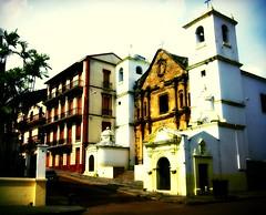 Casco Antiguo, Panama.