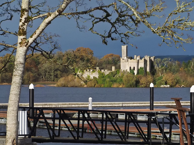 Lough Key, Castle Island