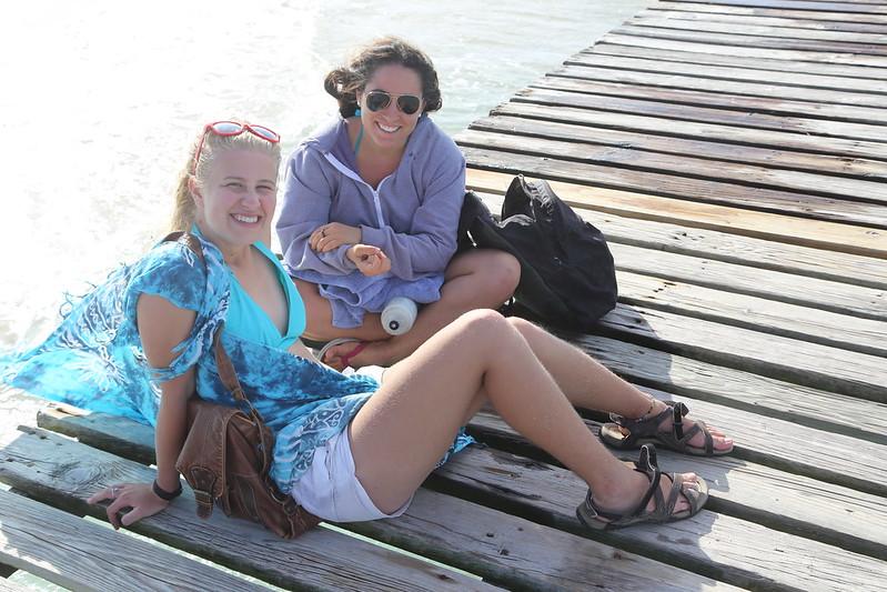 Sunday at Goff's Caye