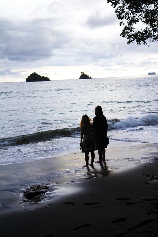Allison Kramer & Scott Stratten - Las Catalinas - Costa Rica Bach Town