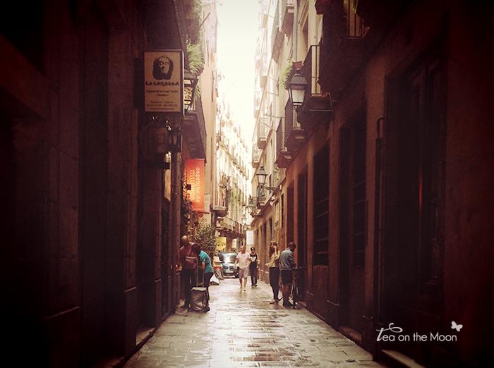 paseando por el born barcelona