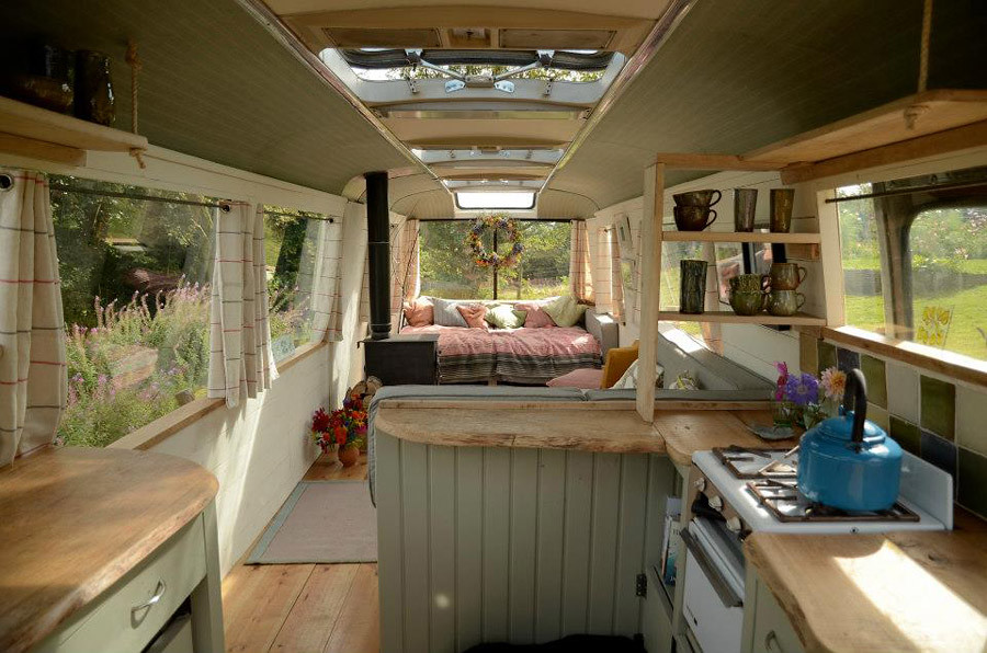 Coach House Rv >> Bus Inspiration | Outside Found