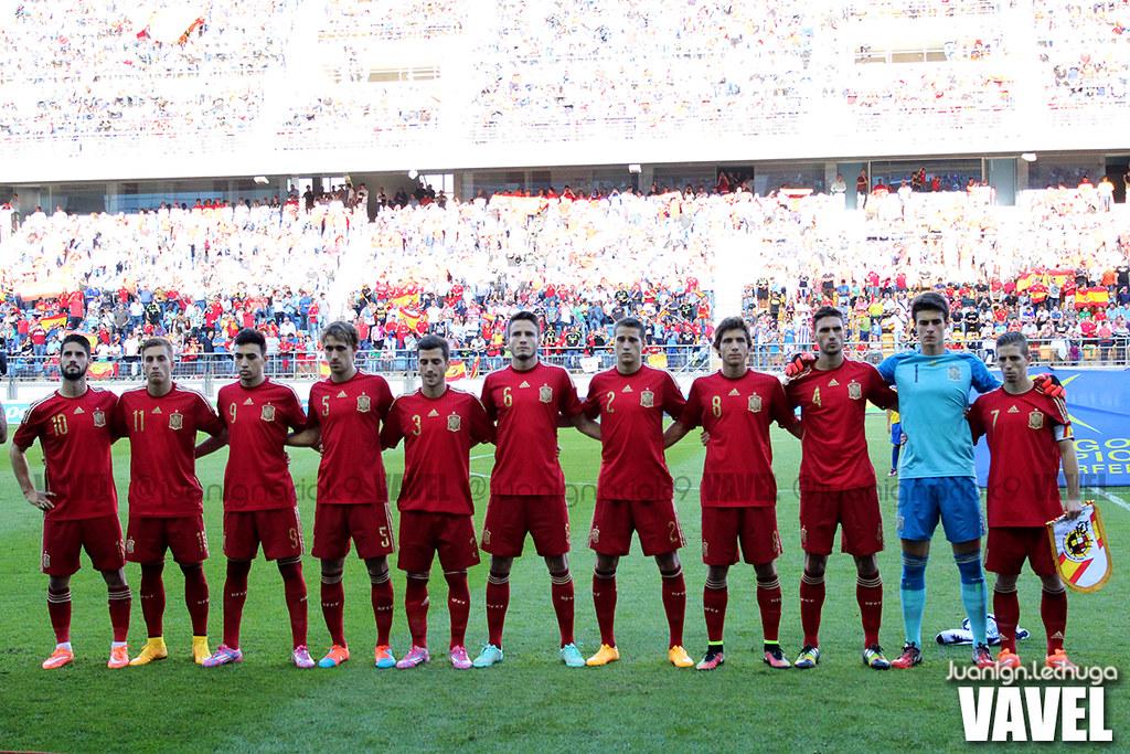 Hilo de la selección de España sub 21 e inferiores 15538104782_a6b82c90ba_b