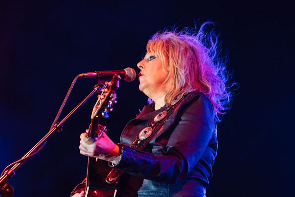 Lucinda Williams @ Way Over Yonder 2014, Friday